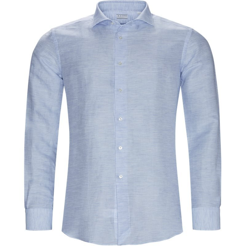 Billede af Xacus Tailor 41405 558ML Skjorter Lysblå 674